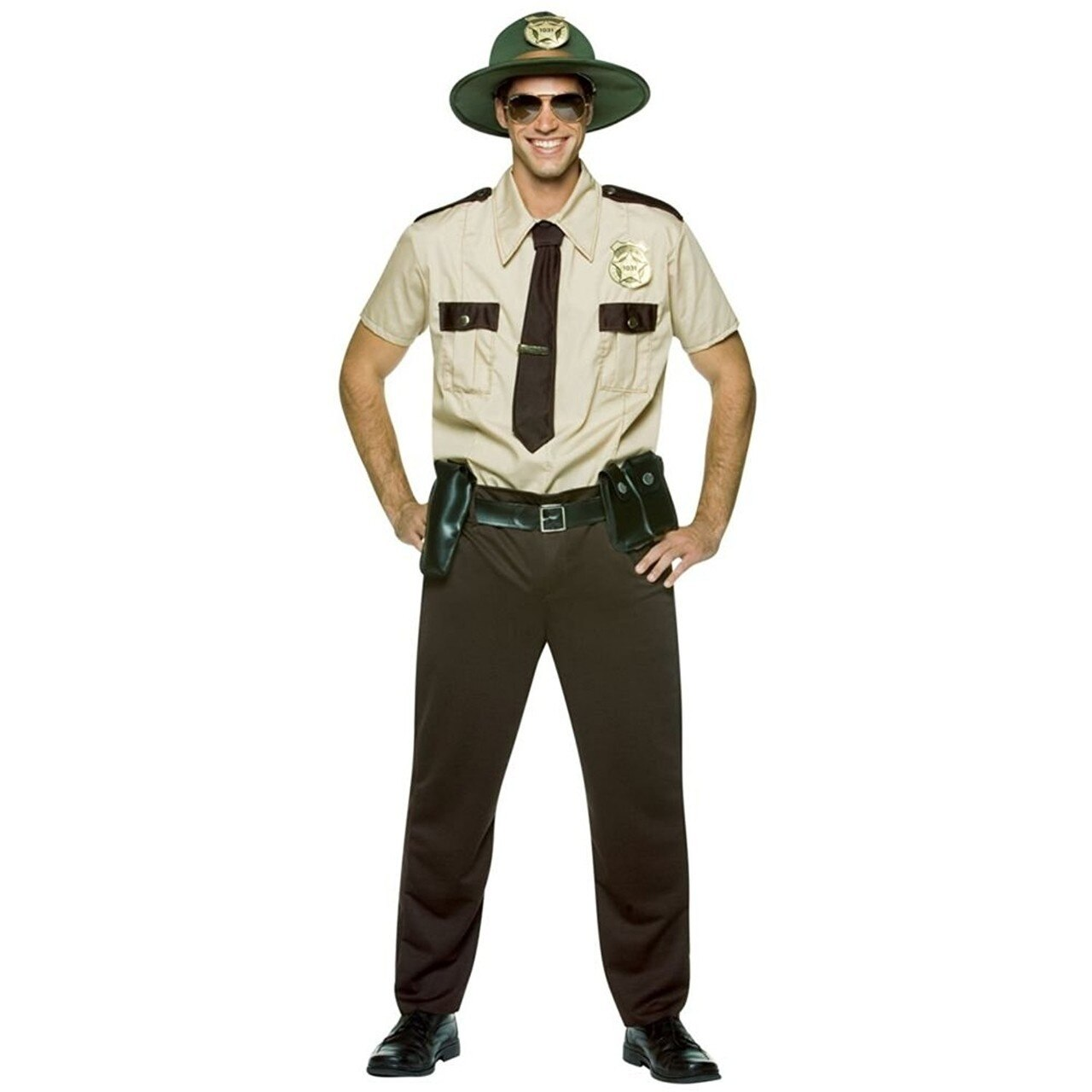 American Super Trooper Costume