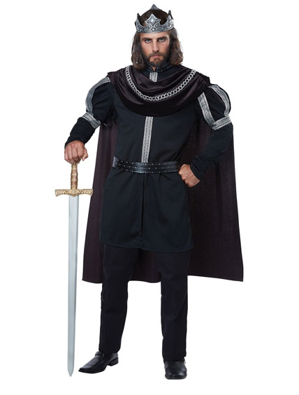 Dark Monarch Mens Costume