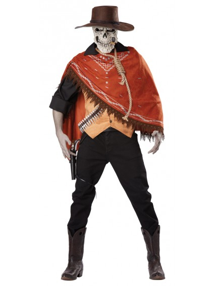 Outlaw's Revenge Cowboy Costume