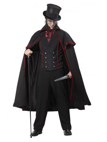 Jack The Ripper Costume