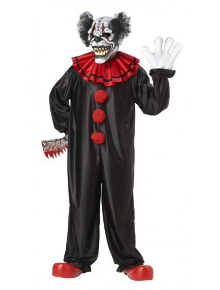Last Laugh The Clown Costume