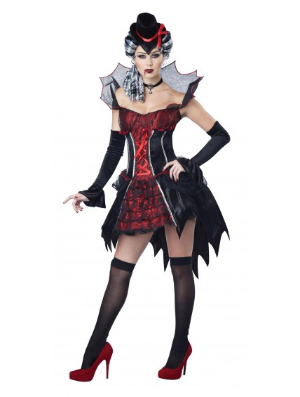 Transylvanian Temptress Deluxe Womens Costume
