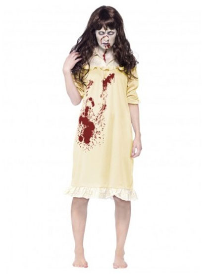 Zombie Sinister Dreams Womens Costumee