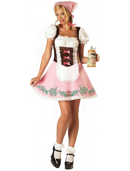 Fetching Fraulein Oktoberfest Plus Size Costume