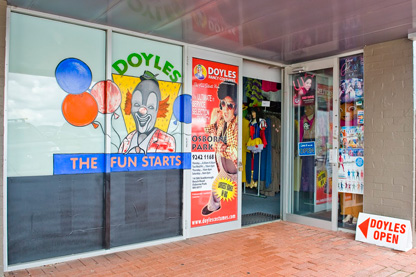 Doyles Fancy Costume Sales Osborne Park