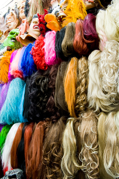Wig and Costume hire - Doyles Wangara